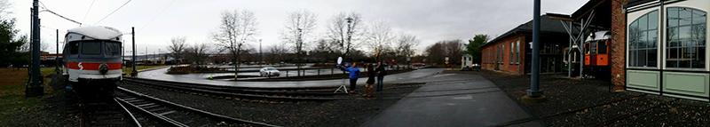 behind the scenes, skp, train shot, museum